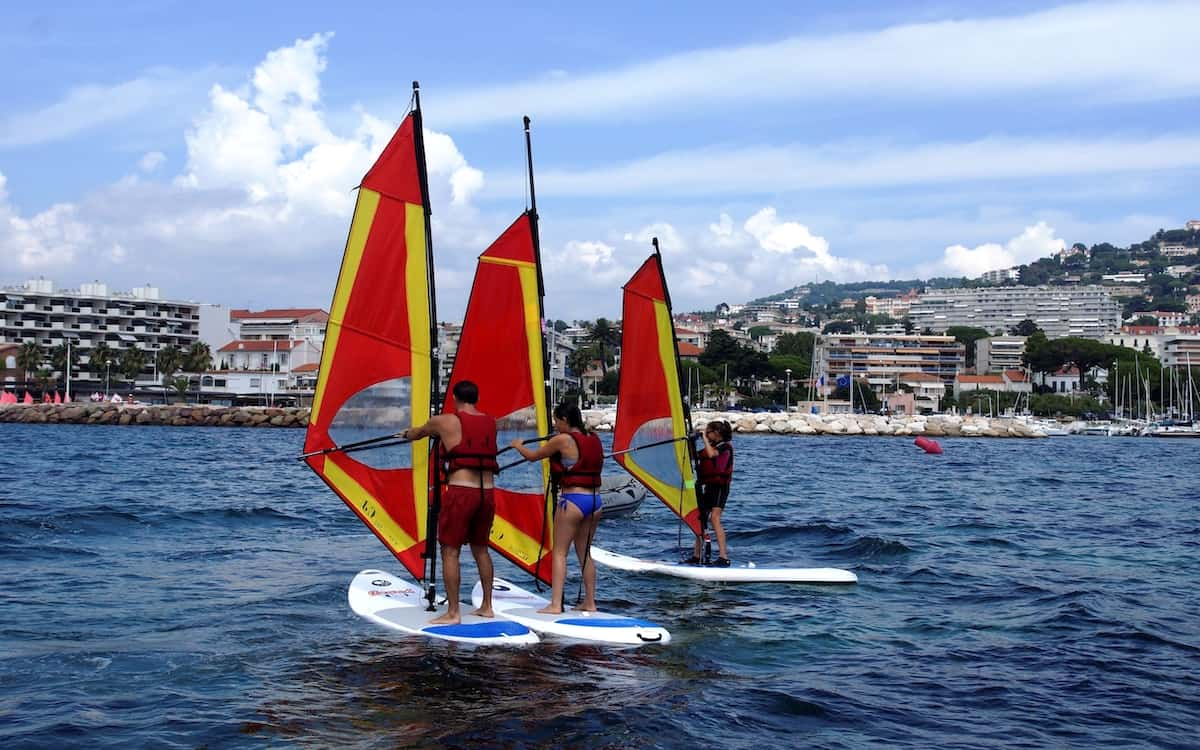 Discounted private sailing lessons