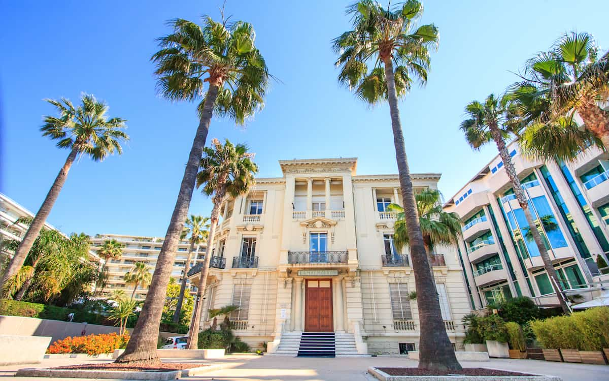 Free admission to Cannes' museums