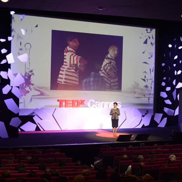 TEDx Cannes Conference